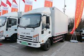 唐骏欧铃 T1系列 6T 4.15米单排纯电动厢式轻卡