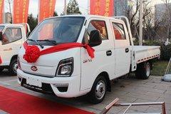 唐骏欧铃 V5系列 139马力 汽油 3.02米双排栏板轻卡(国六)