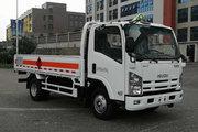 庆铃 五十铃KV100 98马力 4X2 4.205米气瓶运输车(QL5040TQPA6HAJ)