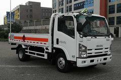 庆铃 五十铃KV100 98马力 4.205米气瓶运输车(QL5040TQPA6HAJ)