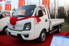 唐骏欧铃 V5系列 88马力 柴油 3.01米单排栏板轻卡 卡车图片