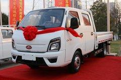 唐骏欧铃 V5系列 88马力 柴油 3.01米双排栏板轻卡 卡车图片