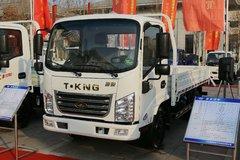唐骏欧铃 K1系列 127马力 3.7米单排栏板轻卡(国六) 卡车图片