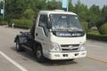 福田时代 小卡之星2 68马力 4X2 车厢可卸式垃圾车(BJ5042ZXX-AA)图片