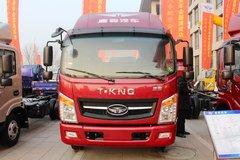 唐骏欧铃 T7系列 绿超人 寒区版 143马力 4.1米单排栏板轻卡(ZB1040UDD6V) 卡车图片