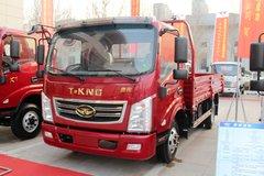 唐骏欧铃 K7系列 4X2 4.1米单排栏板轻卡(国六) 卡车图片