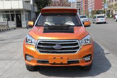 庆铃达咖TAGA 豪华型 3.0T柴油 131马力 四驱双排皮卡 卡车图片