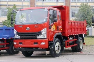 中国重汽 豪曼H3 勇士版 4X2 自卸车(国六)