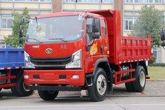 中国重汽 豪曼H3 勇士版 4X2 自卸车(国六) 卡车图片