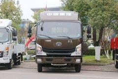 中国重汽 豪曼H3 160马力 4.2米单排栏板式轻卡(8挡)(ZZ1048G17EB0)图片
