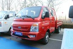 凯马 锐航X1 1.5L 113马力 2.92米双排栏板微卡(国六)(KMC1031Q318S6) 卡车图片
