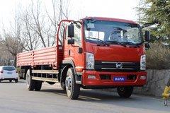 凯马 凯捷M8 6.77米排半栏板轻卡(国六) 卡车图片