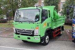 中国重汽 豪曼H3 勇士版运输型 170马力 4X2 5.3米自卸车(ZZ3168E17EB2) 卡车图片