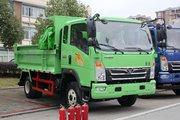 中国重汽 豪曼H3 160马力 4X2 6.5米自卸车(ZZ3168E17EB2)