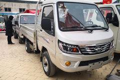 唐骏欧铃 赛菱F3-1 1.3L 88马力 汽油 2.72米单排栏板微卡(ZB1030ADC3V) 卡车图片