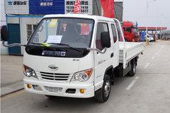 唐骏欧铃 赛菱A7 1.5L 108马力 汽油/CNG 3.48米排半栏板微卡(ZB1035BPC5V) 卡车图片