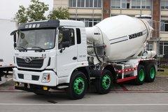 中国重汽 豪曼H5 340马力 8X4 7.99方混凝土搅拌车(ZZ5318GJBM60EB0)