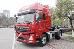中国重汽 豪曼H5重卡 340马力 4X2牵引车(ZZ4188K10EB0) 卡车图片