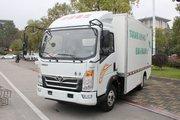 中国重汽 豪曼H3 4.2米单排厢式纯电动轻卡