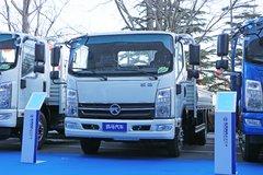 凯马 凯捷M6 4.16米单排栏板载货车(国六) 卡车图片