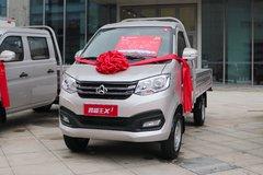 长安跨越王X1 舒适型 1.2L 88马力 2.6米单排栏板微卡(SC1031GND5A) 卡车图片