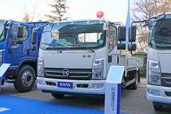 凯马 凯捷M6 160马力 4.2米单排栏板轻卡(KMC1046A33D5)