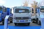 凯马 凯捷M8 160马力 6.21米排半仓栅式轻卡(KMC5148CCYA48P5)