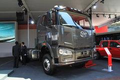 解放 J6重卡 390马力 6X6 载货车(底盘)(CA2250P66K24TL2E) 卡车图片