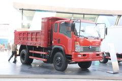 重汽王牌 7系 140马力 4X2 4.5米自卸车(平头)(CDW3110A1C3) 卡车图片