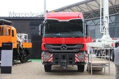奔驰 Actros重卡 610马力 6X6 大件牵引车(型号4060) 卡车图片