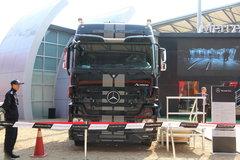 奔驰 Actros重卡 440马力 6X2R牵引车(黑曜石)(后提升桥)(型号2644) 卡车图片