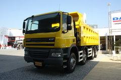 达夫 CF系列重卡 340马力 8X4 8.6米自卸车(CF85) 卡车图片
