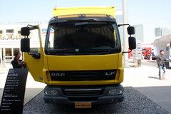 达夫 LF系列中卡 185马力 4X2厢式载货车(LF45) 卡车图片