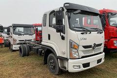 东风新疆 畅行D1 160马力 4.16米排半仓栅式轻卡底盘(3600)(EQ5040CCYLZ5D) 卡车图片