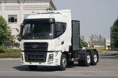 华菱 汉马H9重卡 410马力 6X4 CNG牵引车(汉马16S0C2250)(HN4251NGH41C8M5) 卡车图片