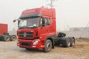 东风商用车 天龙重卡 440马力 6X4 LNG牵引车(EQ4250GD5N1)