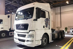 曼(MAN) TGX系列重卡 480马力 6X2R自动挡牵引车(TGX28.480 6X2-2 BLS) 卡车图片