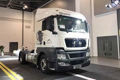 曼(MAN) TGX系列重卡 480马力 4X2自动挡牵引车(TGX18.480 4X2 BLS) 卡车图片