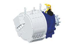 苏州绿控 160KW 电动卡车电机(TZ370XS-LKM1101)
