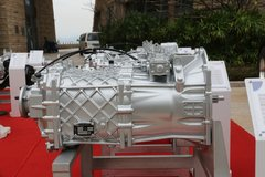 汉马12SOB2250 12挡 手动挡变速箱