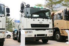 华菱重卡 345马力 8X4 4方混凝土搅拌车(AH5310GJB8L5)