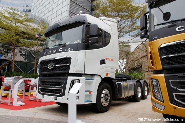 汉马H9牵引车火热促销中 让利高达0.5万