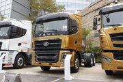华菱 汉马H9重卡 410马力 6X4 LNG牵引车(HN4250NGX41C9M5)