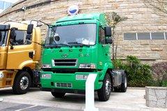 华菱之星 重卡 310马力 4X2牵引车(HN4180C34C4M5) 卡车图片