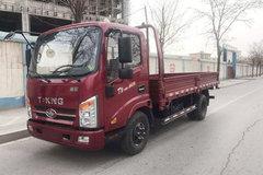 唐骏欧铃 T3系列 110马力 4.15米单排栏板轻卡(ZB1042JDD6V)