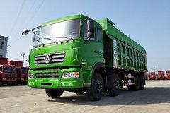 航天万山 WS系列 270马力 8X4 8.6米自卸车(盟盛牌)(MSH3311G7A) 卡车图片