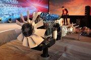 潍柴WP13G系列 580马力 13L 国六 柴油发动机
