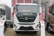 东风商用车 天龙KL 290马力 6X2 9.6米排半厢式载货车(DFH5250XXYA5)