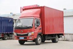 开瑞 绿卡 城配版标载型 116马力 4.15米单排厢式轻卡(SQR5041XXYH03D) 卡车图片