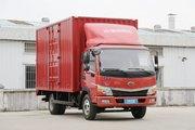 开瑞绿卡 城配版 标载型 116马力 4.15米单排厢式轻卡(SQR5041XXYH03D)